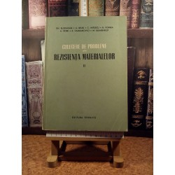 Gh. Buzdugan - Culegere de probleme din rezistenta materialelor vol. II