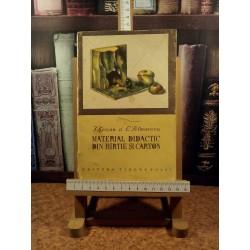 I. Corsun, E. Tolmaceva - Material didactic din hartie si carton