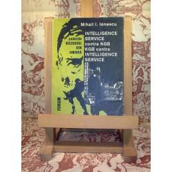 Mihail I. Ionescu - Intelligence service contra KGB contra intelligence service