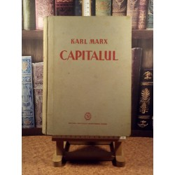 Karl Marx - Capitalul vol. I