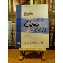 Luminita Vladescu - Chimie C1 / C2 manual pentru clasa a XII a