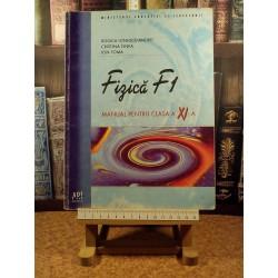 Rodica Ionescu-Andrei - Fizica F1 manual pentru clasa a XI a