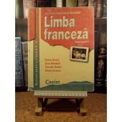 Doina Groza - Limba franceza LM2 manual pentru clasa a X a