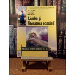 Adrian Costache - Limba si literatura romana manual pentru clasa a XI a