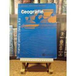 Silviu Negut - Geografie manual pentru clasa a X a