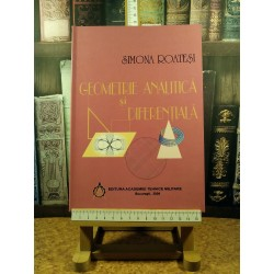Simona Roatesi - Geometrie analitica si diferentiala