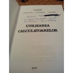 Viorel Petrehus - Utilizarea calculatoarelor