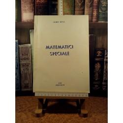 Dorin Bena - Matematici speciale