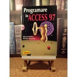 Eduard Koller - Programare in access 97