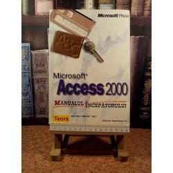 Sorina Dumitru - Microsoft Access 2000 Manualul incepatorului
