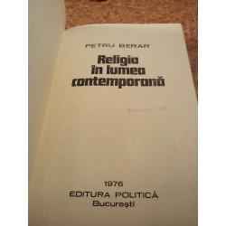 Petru Berar - Religia in lumea contemporana