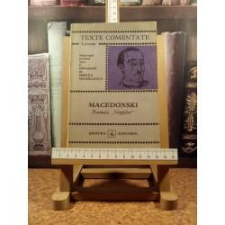 "Macedonski - Poemele ""Noptilor"""
