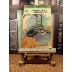 Friedrich Gerstacker - Piratii de pe Mississippi