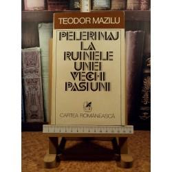 Teodor Mazilu - Pelerinaj la ruinele unei vechi pasiuni