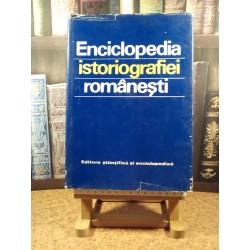Stefan Stefanescu - Enciclopedia istoriografiei romanesti