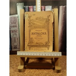 Sofocle - Antigona