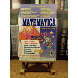 Stefan Smarandache - Matematica clasa a VIII a