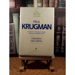 Paul Krugman - Constiinta unui liberal