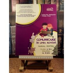 Cleopatra Mihailescu - Comunicare in limba romana manual pentru clasa a II a Volumul al II lea