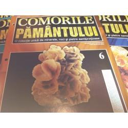 """Reviste """"Comorile pamantului"""" (fara esantion)"""