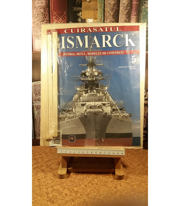 "Revista ""Cuirasatul Bismarck"" Nr. 5"