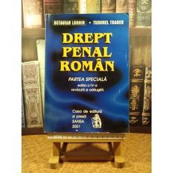 Octavian Loghin - Drept penal roman Partea speciala