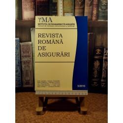 Dorel Ailenei - Romanian journal of insurance 3/2010