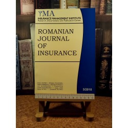 Dorel Ailenei - Romanian journal of insurance 3/2010