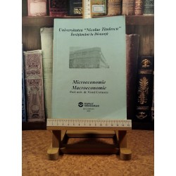 Viorel Cornescu - Microeconomie Macroeconomie