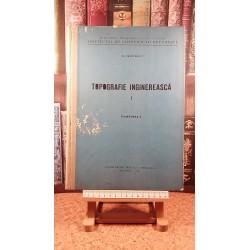 Topografie inginereasca Vol. I Fascicola 2
