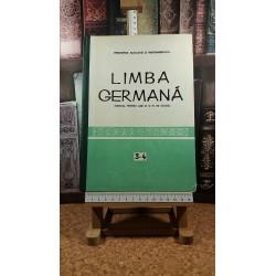 L. G. Eremia - Limba germana manual pentru anii III si IV de studiu