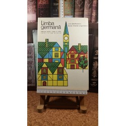 L. Stefanescu - Limba germana manual pentru clasa a VIII a (anul IV de studiu)
