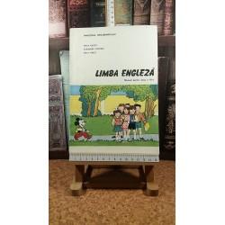 Anca Iliescu - Limba engleza manual pentru clasa a III a