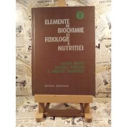 Iulian Mincu - Elemente de biochimie si fiziologie a nutritiei