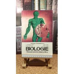 I. Teodorescu Exarcu - Biologie manual pentru clasa a XI a