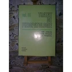 Saragea Marcel, Dan Peretianu - Tratat de fiziopatologie vol. III