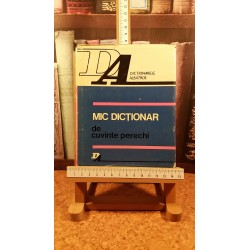 Mic dictionar de cuvinte perechi