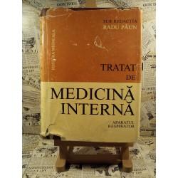 Radu Paun - Tratat de medicina interna Bolile aparatului respirator vol. I