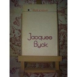 Jacques Byck - Studii si articole