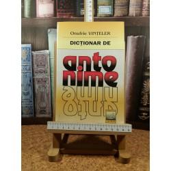 Onofrie Vinteler - Dictionar de antonime