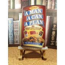 A man, a can, a plan 50 great guy meals even you can make!