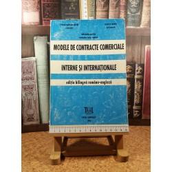 Modele de contracte comerciale interne si internationale editie bilingva ro-en