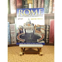 Rome from origins to the present time and the Vatican