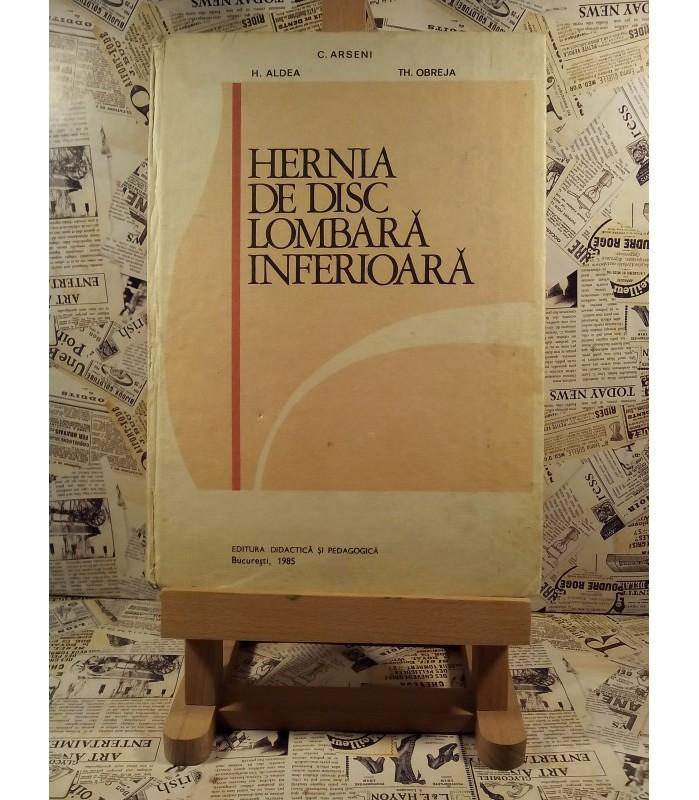 C. Arseni - Hernia de disc lombara inferioara