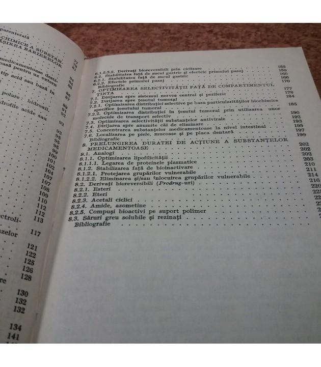 F. Danciu - Structura chimica - Biodisponibilitate