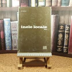 N. Radu - Inele locale Vol. II