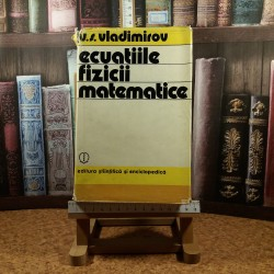 V. S. Vladimirov - Ecuatiile fizicii matematice