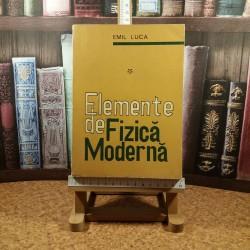 E. Luca - Elemente de fizica moderna Vol. II