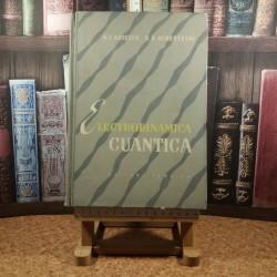 A. I. Ahiezer - Electrodinamica Cuantica