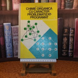 I. N. Nesfantu - Chimie organica cu caracter problematizat-programat